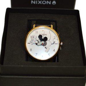 Nixon Mickey Mouse watch